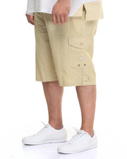 Men - Linen Shorts (B&T)