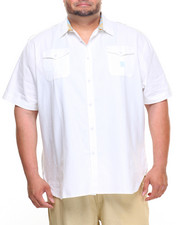 Parish - S/S Button-Down (B&T)
