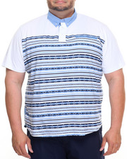 Men - Star Stripes Polo (B&T)