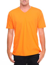 Men - Basic V - Neck S/S Tee