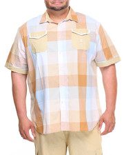 Men - S/S Button-Down (B&T)