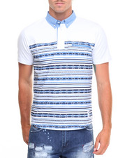 Shirts - Star Stripes Polo