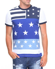 Shirts - Stars Stripes T-Shirt