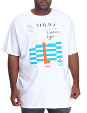Men - Voyage Fantastique T-Shirt (B&T)