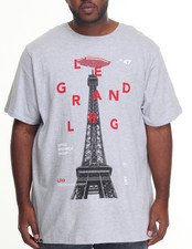 Men - Le Grand LRG T-Shirt (B&T)
