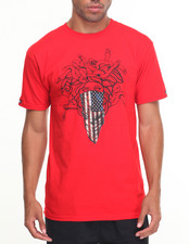 Shirts - Patriot Medusa T-Shirt