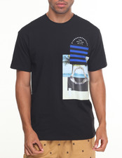 Crooks & Castles - Merz Pocket T-Shirt