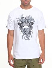 Crooks & Castles - Tako Medusa T-Shirt