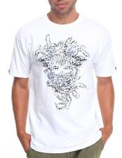 Crooks & Castles - Mosaic Medusa T-Shirt