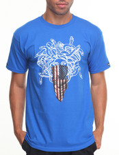 Crooks & Castles - Patriot Medusa T-Shirt