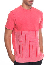 Crooks & Castles - CROOKS Embroidered Maze T-Shirt