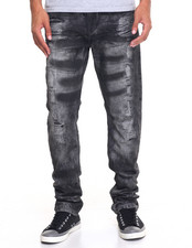 Buyers Picks - Fade - Wash Rip - And - Repair Denim Jeans