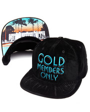 Buyers Picks - Members Snapback Cap