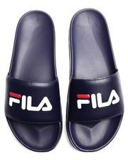 Fila - Drifter Logo Slide