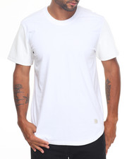 Buyers Picks - C'Kel Faux Leather - Sleeve S/S Tee