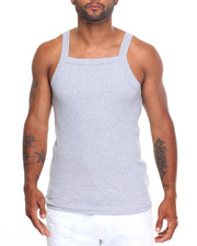 Basic Essentials - Basic Thick - Trim Tank Top