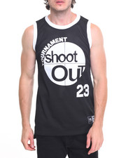NBA, MLB, NFL Gear - Above The Rim Shootout Basketball Jersey