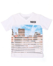 Sizes 2T-4T - Toddler - CITYSCAPE SHUTTER TEE (2T-4T)