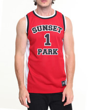 Shirts - Sunset Park Basketball Jersey
