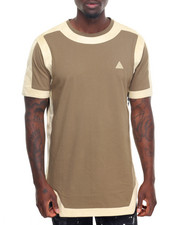 Shirts - Microfiber Trimmed S/S Tee