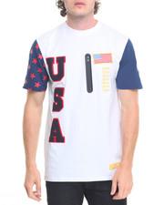 Men - U S A S/S Tee