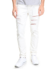 Pants - V + R Ripped Jean