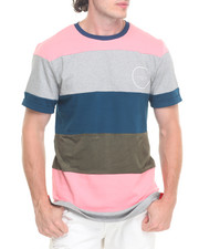 Men - Horizontal Striped Tee