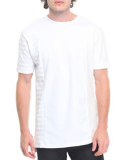 Men - Vertical Panel Tee