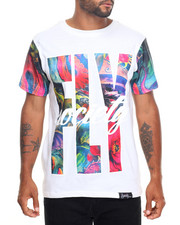 Men - Tattoo Graffiti T-Shirt
