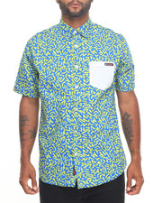 Enyce - Throwback S/S Button-Down