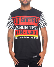 Flysociety - Racing T-Shirt