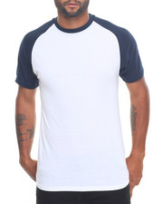 Men - Basic Raglan S/S Tee