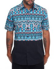 Enyce - Aztec S/S Button-Down