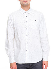 Button-downs - Oslo Pattern Buttondown Shirt