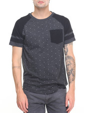 Buyers Picks - S/S Starr Print Raglan Tee