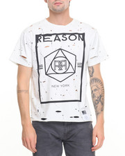 Men - KINGSTON DESTROYED TEE