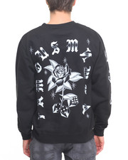 Sweatshirts & Sweaters - Rose Arch Fleece Crewneck