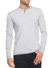 Henleys - Neo End on End L/S Henley