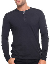 Men - Neo End on End L/S Henley