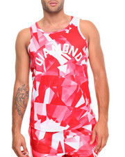 Tanks - Simplicity Basketball Jersey