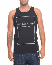 Shirts - Boxed In Tank