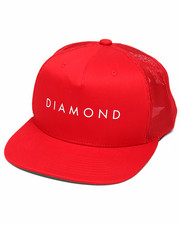 Men - Diamond Snapback Cap