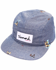 Men - Pin Up 5-Panel Cap