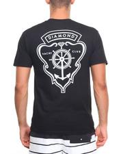 T-Shirts - Yacht Crest Tee