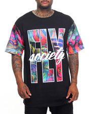Men - Tattoo Graffiti T-Shirt (B&T)