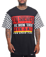 Men - Racing T-Shirt (B&T)