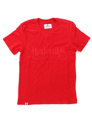 Sizes 8-20 - Big Kids - SLUB LOGO TEE (8-20)