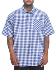 Men - Comfort S/S Button-Down (B&T)