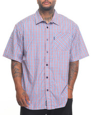 Rocawear - Temple S/S Button-down (B&T)