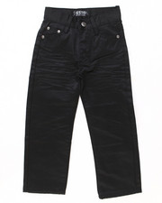 Boys - COATED JEANS (4-7)